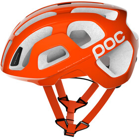 POC Octal Helm zink orange avip